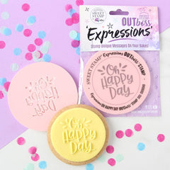 OUTBOSS Expressions - OH HAPPY DAY