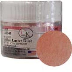 Edible Luster Dust SHINY COPPER