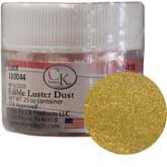 Edible Luster Dust SHINY GOLD