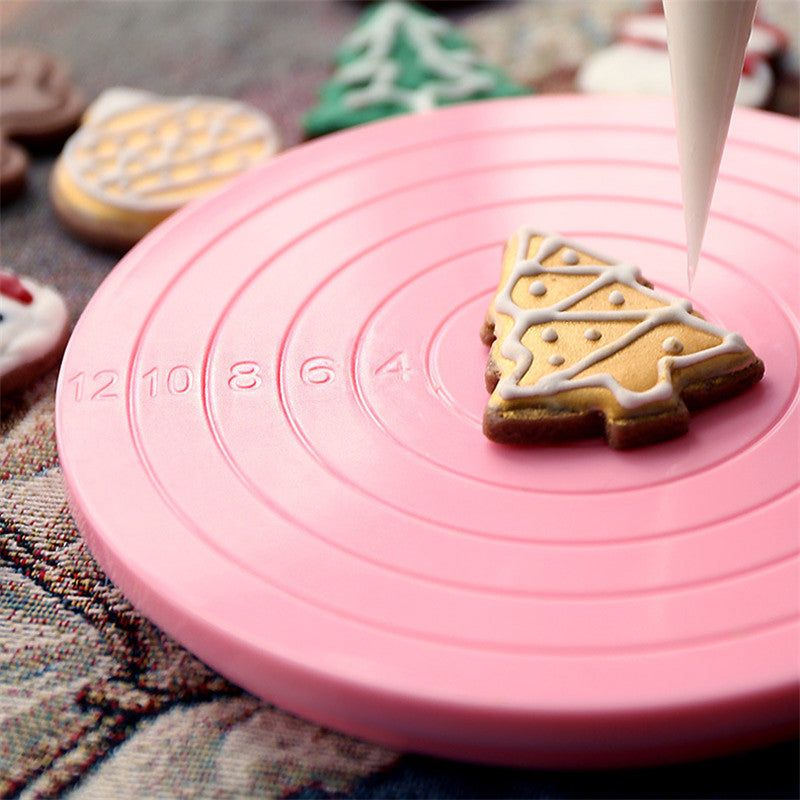 Cookie Turntable