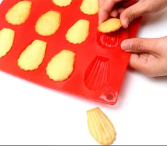 MINI Madeleine Cookie Mold