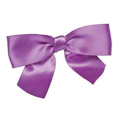 PURPLE: Bows Pack Of 12