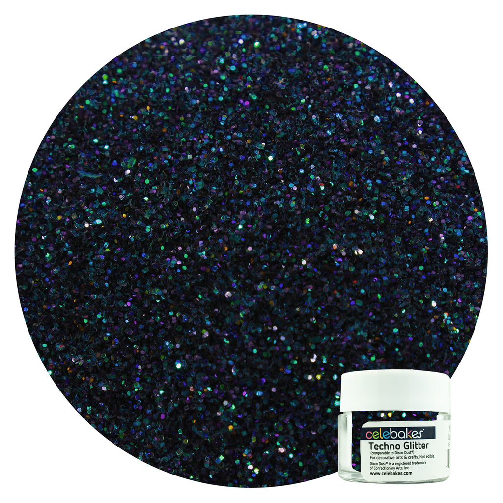 BLACK SPARKLE Disco Dust