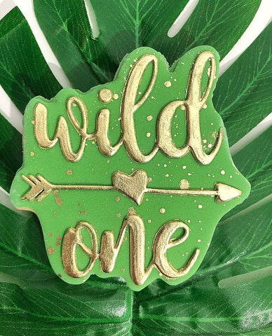 """WILD ONE WITH ARROW"" Lissie Lou"