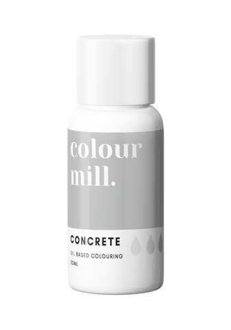 CONCRETE-Colour Mill Colouring
