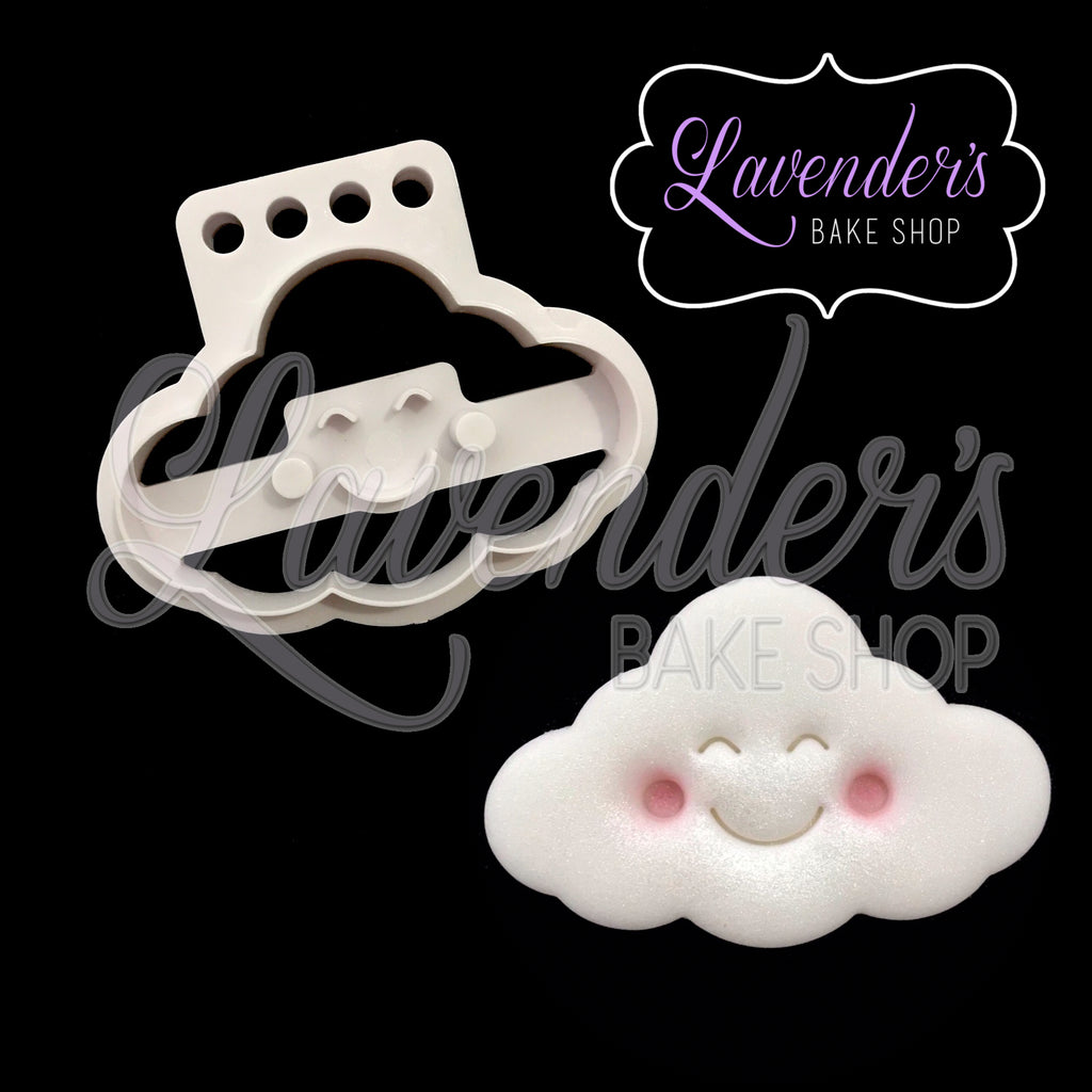Cloud Cutter and Embosser