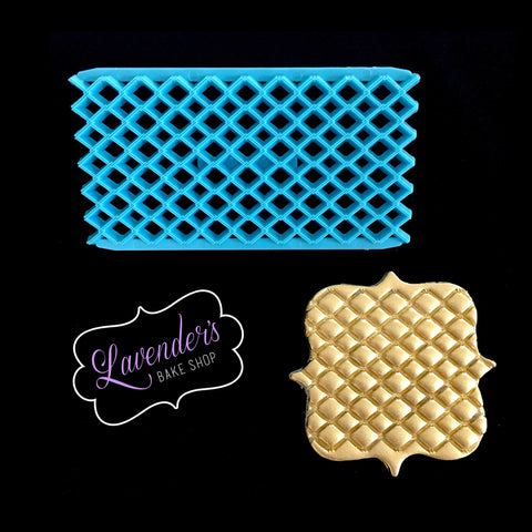 CLASSY QUILTED  Embosser