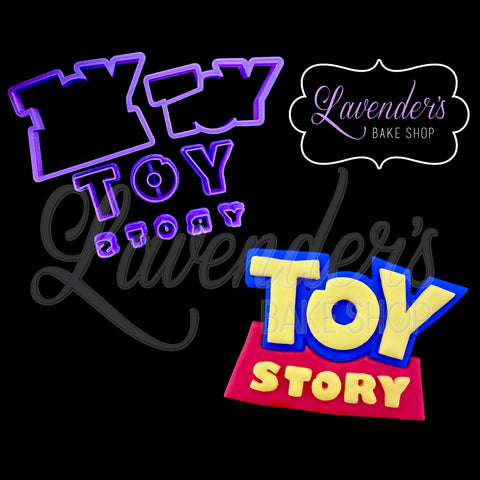 3D Toy Story Cutter