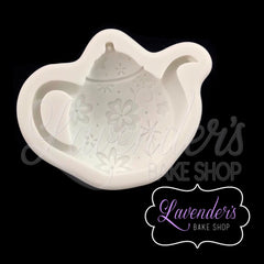 Large Detailed Teapot