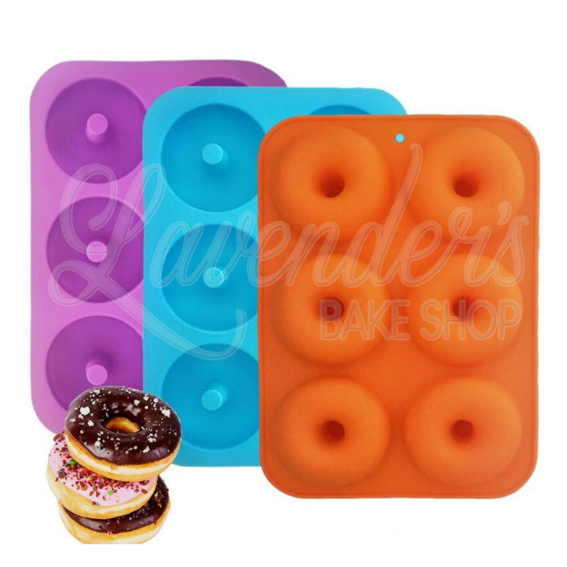 6pc Donut Tray
