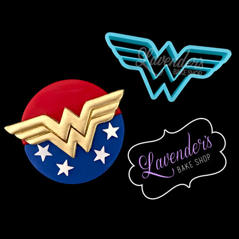 Wonder Woman Logo Cutter