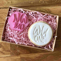 """WILD ONE"" Cookie Stamp Lissie Lou"