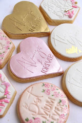 """THANK YOU"" Cookie Embosser Lissie Lou"