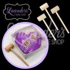 Wooden Mallets Set Of 3