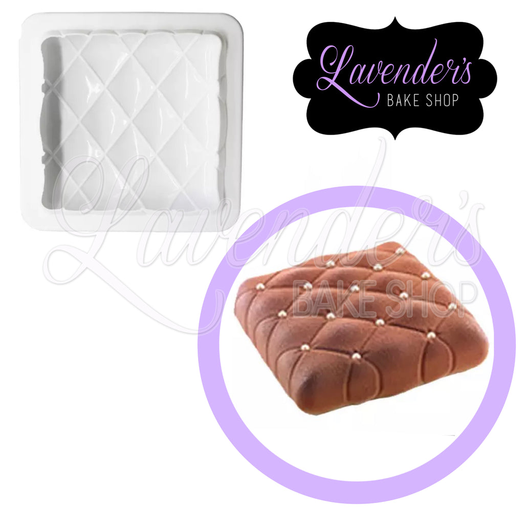 QUILTED PILLOW Breakable