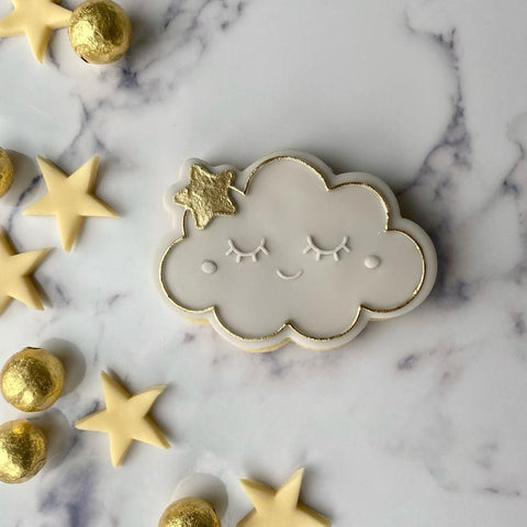"""CUTE CLOUD"" Lissie Lou Cutter & Embosser"