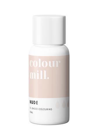 NUDE -Colour Mill Colouring