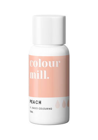 PEACH-Colour Mill Colouring