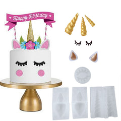 Unicorn Complete Cake Set