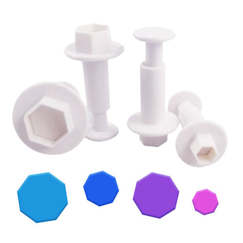 Mini Hexagon Plungers