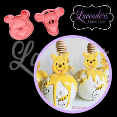 Winnie The Pooh Cutter And Embosser Set