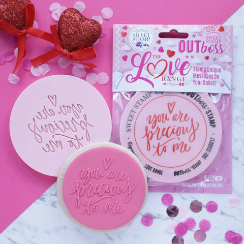 OUTBOSS The Love Range Collection- YOU ARE PRECIOUS
