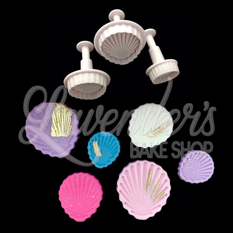 Sea Shell Plungers