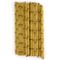 LIGHT BAMBOO Paper Straws
