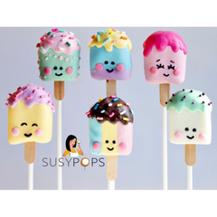 POPSICLE: My Little Cakepop