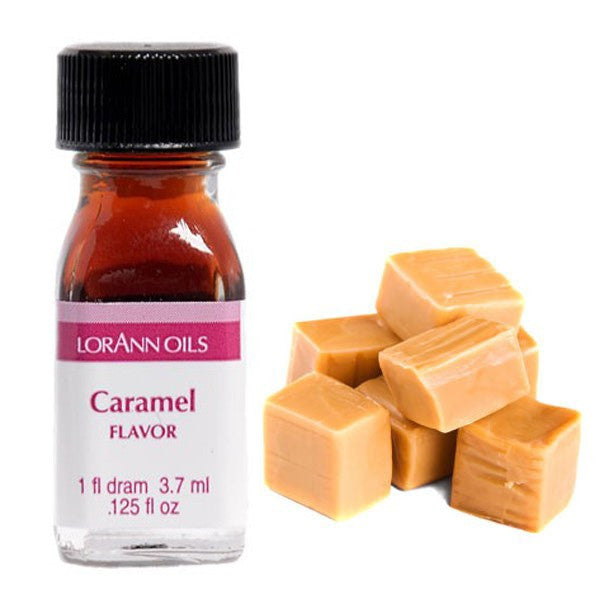 "Lorann Concentrated Flavoring ""Caramel"""
