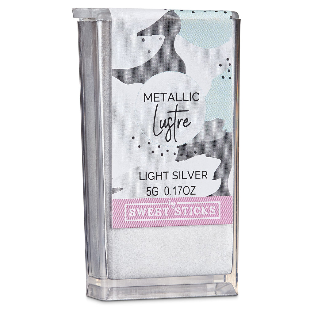 Metallic Luster LIGHT SILVER