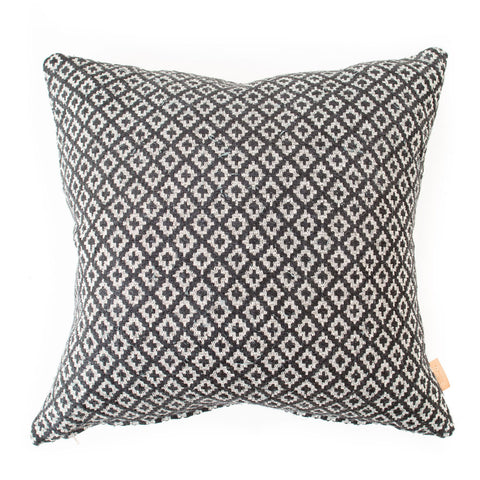 Lidby Living Cushion in Diamond Black