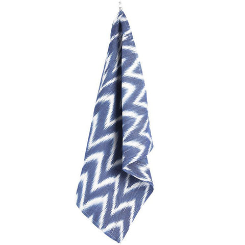 Lidby Living Blue Ikat Placemat - Thompson Clarke - 1
