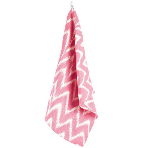 Lidby Living Pink Ikat Placemat - Thompson Clarke - 1