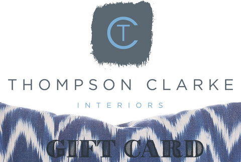 Gift Card - Thompson Clarke - 2