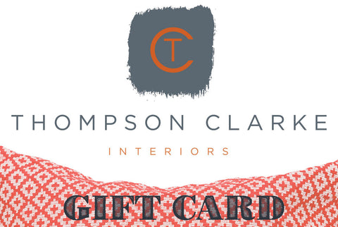 Gift Card - Thompson Clarke - 3