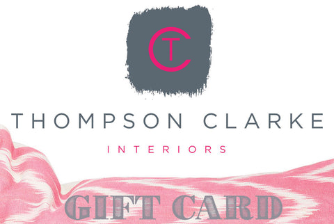 Gift Card - Thompson Clarke - 1