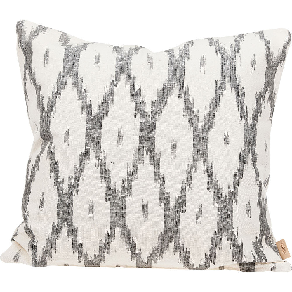 Lidby Living Cushion in Hortella Grey - Thompson Clarke - 1