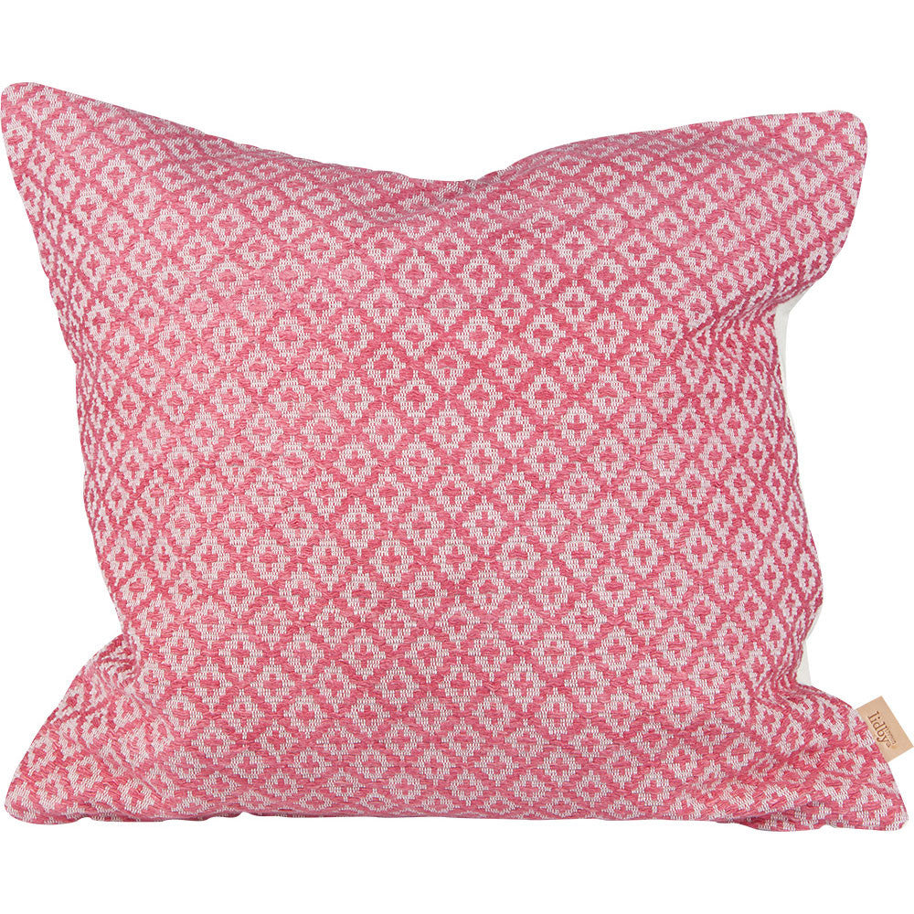Lidby Living Cushion in Diamond Pink - Thompson Clarke - 1