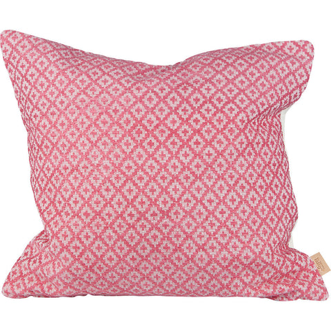 Lidby Living Cushion in Diamond Pink