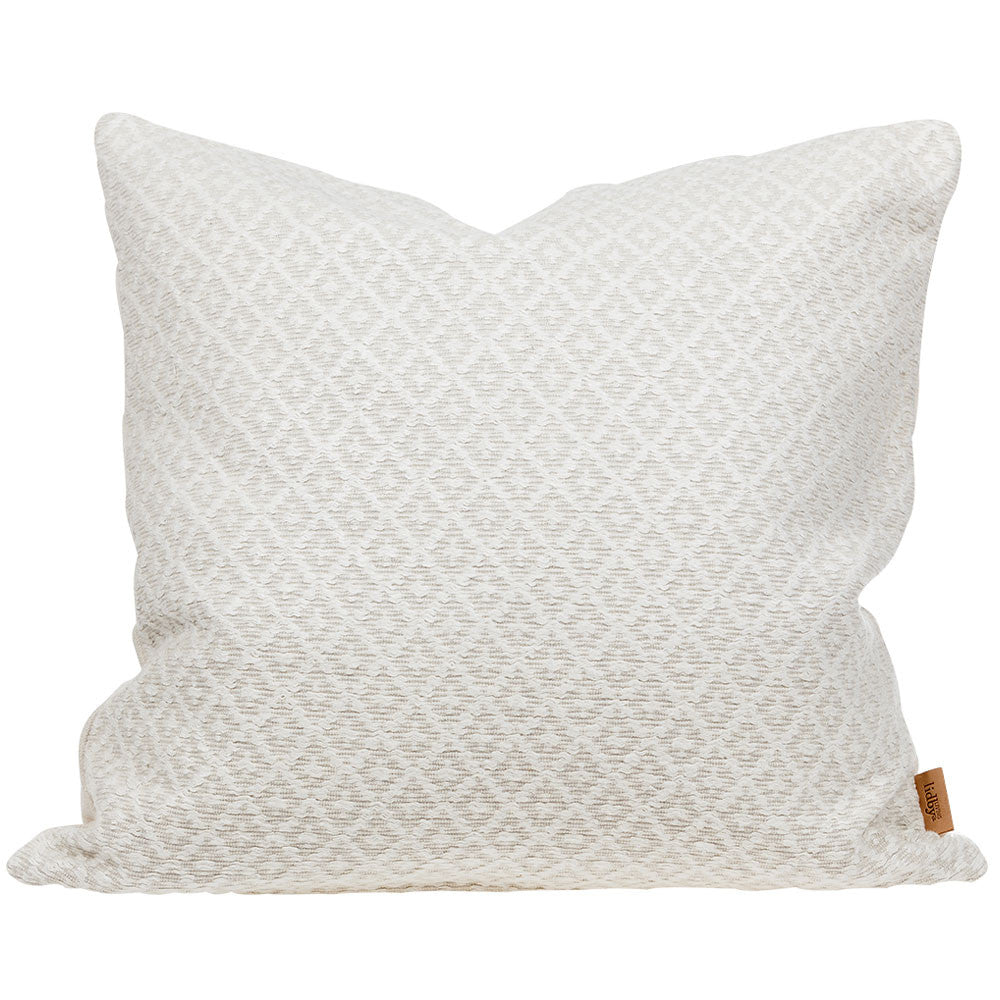 Lidby Living Cushion in Diamond White - Thompson Clarke - 1