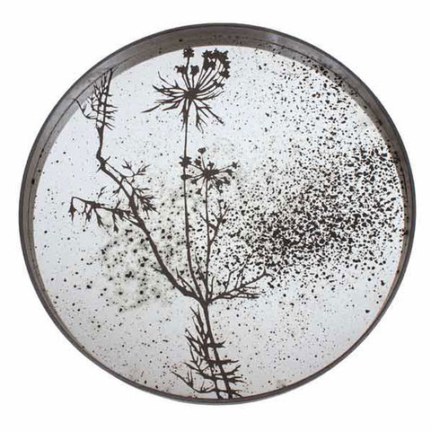 Notre Monde Thistle Mirror Tray - Thompson Clarke - 2