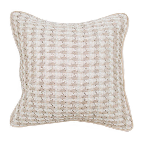 Jude Cassidy Stream Mint Woven Cushion