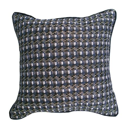 Jude Cassidy Stream Midnight Woven Cushion