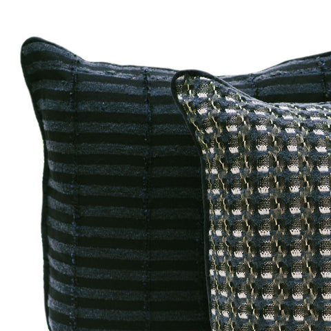 Jude Cassidy Sty Midnight Woven Cushion