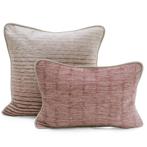 Jude Cassidy Ombre Mint Woven Cushion