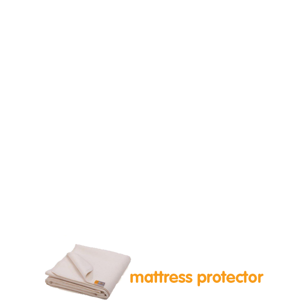 Alma Mini Crib Mattress Protector