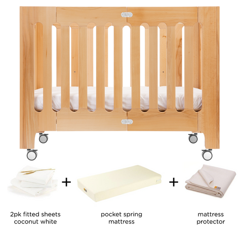 alma papa crib bundle