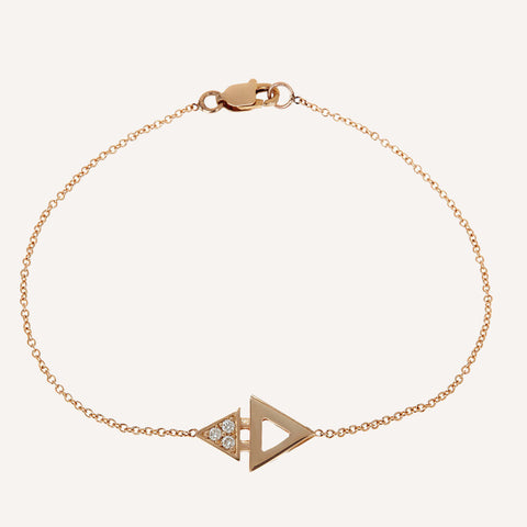 MINI TRIANGLE BRACELET
