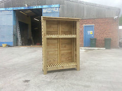 Log Store 1200mm (4') Wide
